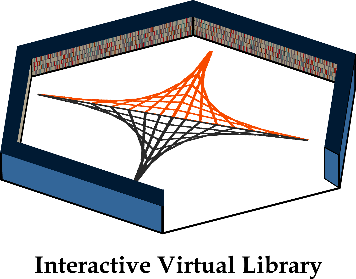 Interactive Virtual Library